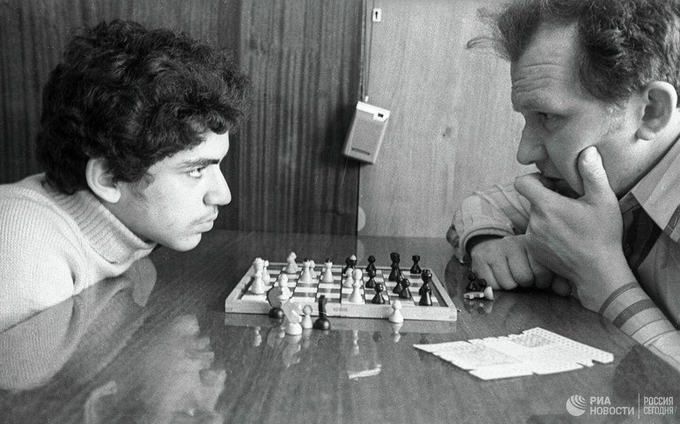 Заслуженный тренер СССР Александр Никитин