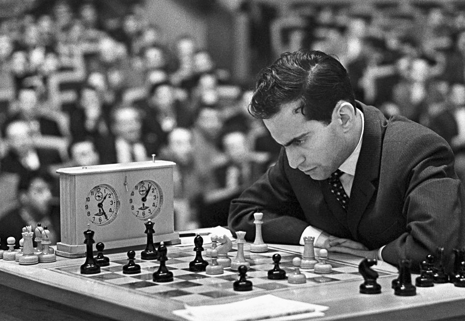 Что такое шахматы?